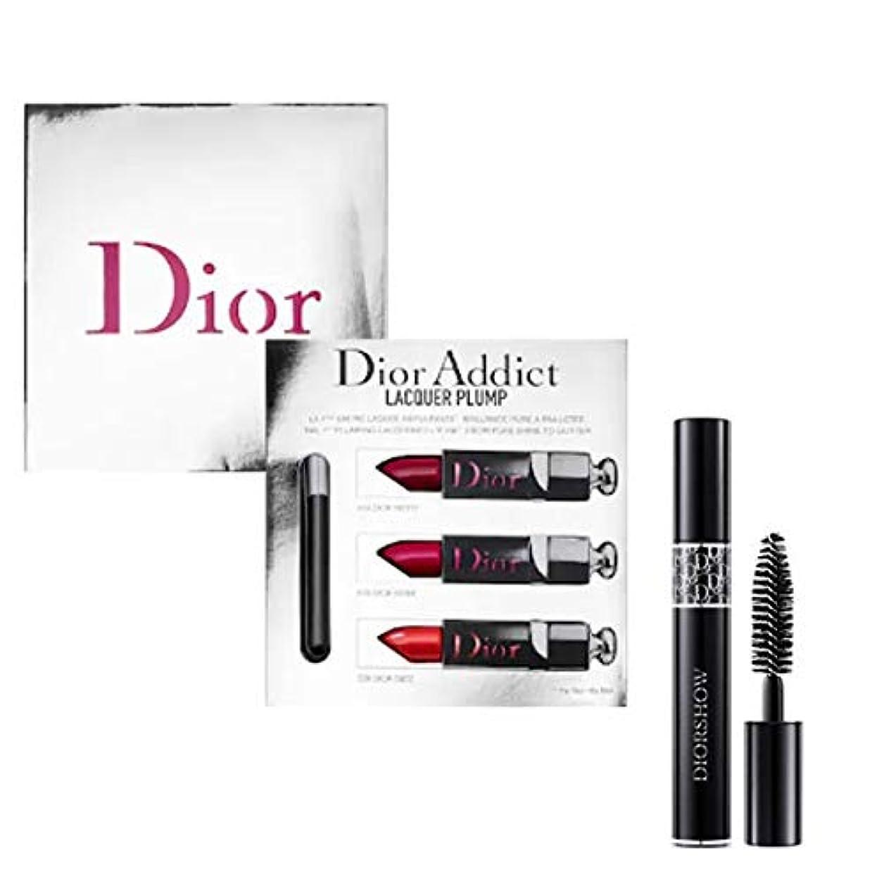 クスクス転送子Dior, Trial Size 2/set - Mascara & Lip Gloss Card [海外直送品] [並行輸入品]