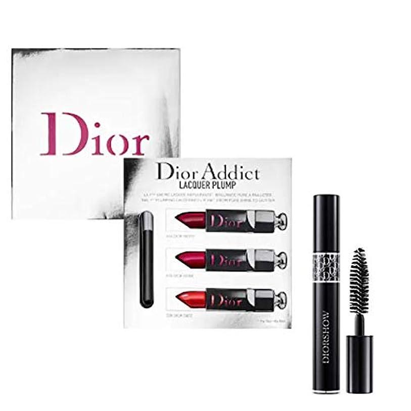 測る名前で拮抗Dior, Trial Size 2/set - Mascara & Lip Gloss Card [海外直送品] [並行輸入品]