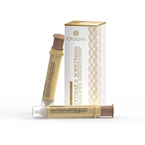 Contorno Occhi Linea Cosmeceutica Luxury Originale Chogan Migliore Antirughe Biologico Naturale Idratante 20ml