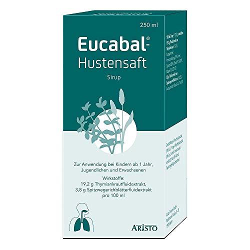 Eucabal Hustensaft, 250 ml