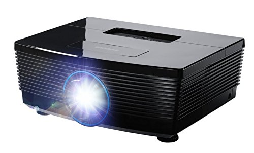 InFocus IN5312a XGA 4:3 3D DLP-projector Beamer (optioneel objectief, 24/7, DisplayPort,HDMI, 6000 ANSI Lumen, LAN / RJ45 netaansluiting)
