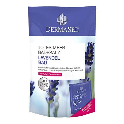 DermaSel Totes Meer Salz Lavendel, 1 P