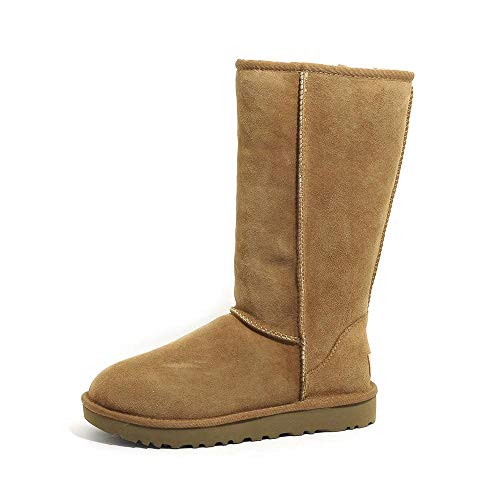 UGG Women's Classic Tall II Winter Boot, Chestnut, 8 B US