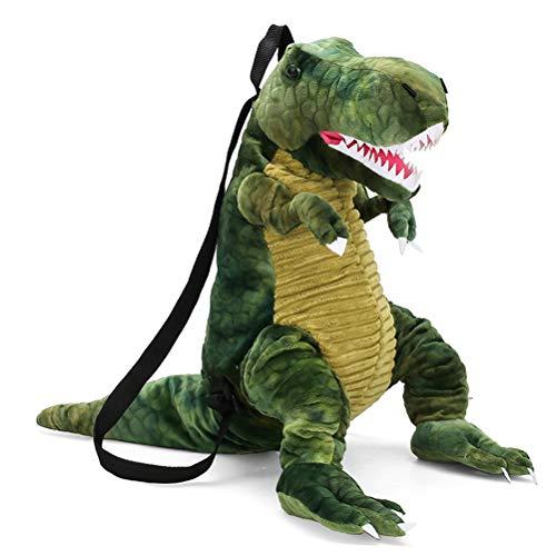 3D dinosaurussen kinderen rugzak schattige cartoon dier reistas voor jongens meisjes
