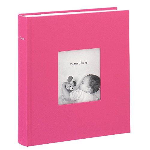 マークス ポストカードサイズ 200枚収納可 フォトフレームアルバム/コルソグラフィア/ローズピンク CG-AL11-RPK