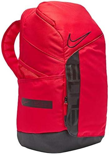 Nike Elite Pro Basketball Backpack BA6164 One Size UNIVERSITY RED BLACK BLACK product image
