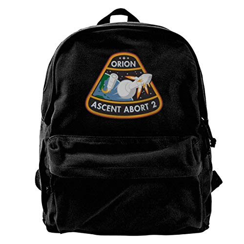 Orion Ascent Abort-2 Mission Vintage Unisex Canvas Shoulder Bag Mochila de Viaje...