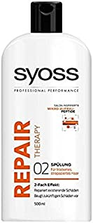 syoss conditioner repair therapy 500ml