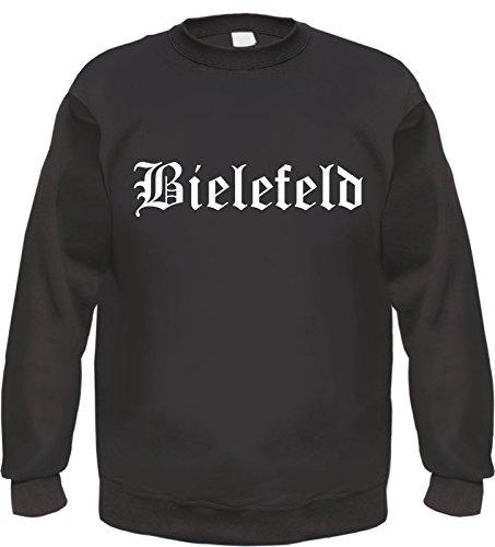 HB_Druck Bielefeld Sweatshirt L Schwarz