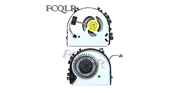 FCQLR New CPU Fan Compatible for Lenovo S41 S41-35 S41-70 S41-75 S41-80 U41-70 300s-14isk CPU Cooling Fan