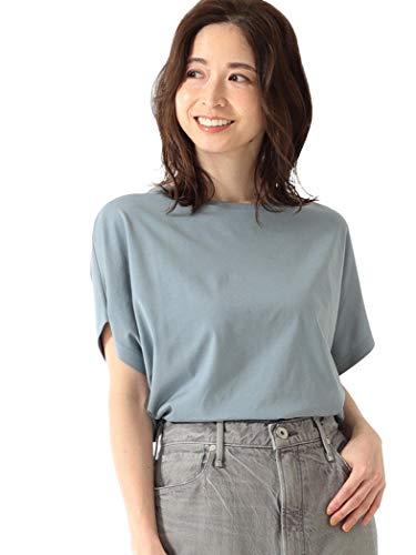 (デミルクスビームス)Demi-Luxe BEAMS トップス Tシャツ ATON エイトン スビン キャップスリーブ Tシャツ ...