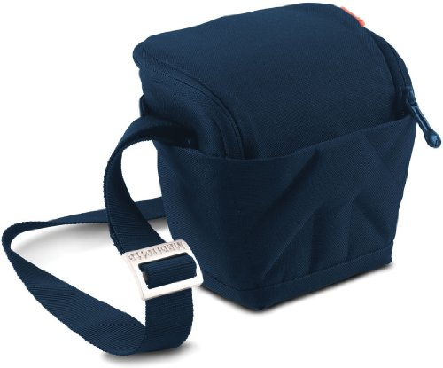 Manfrotto Vivace 20 Blue Stile Plus Holster Bag blau