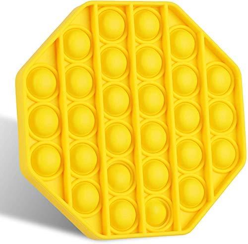 KUNSTIFY POP IT Fidget Toy Giocattoli Antistress per adulti e Bambini Anti Stress sensoriale Popit Simple Dimple Fidget Toy Set Squishy Bubble Push pop molte Figure