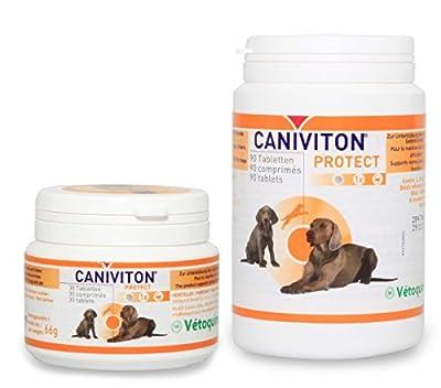 Vetoquinol CANIVITON Protect 90 Tabletten