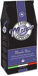 Caffe' Mondo 1kg Mondo Nero Coffee Beans