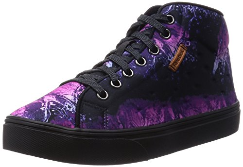 Reebok Skyscape Dare Damen Gehen Laufschuhe-Purple-36