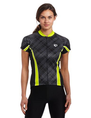 PEARL IZUMI Women's LTD MTB Jersey, Black, Large