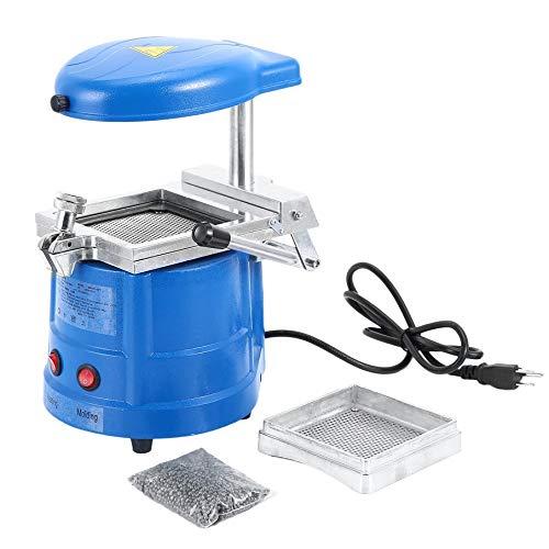 Máquina de formación de vacío dental, máquina de moldeado laminado, con bolas de acero, equipo de laboratorio 1000 W: Amazon.es: Bricolaje y herramientas