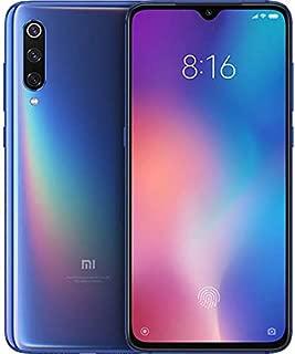 "Xiaomi Mi 9 128GB Azul, Tela 6.39"" Câmera Tripla Traseira 48MP+16MP+12MP, Versão Global"