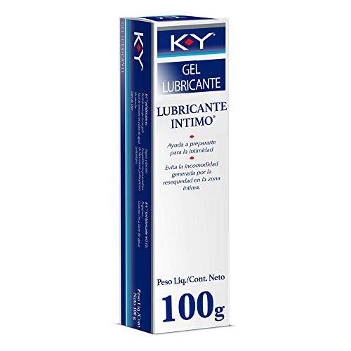 Lubricante Esperma marca KY