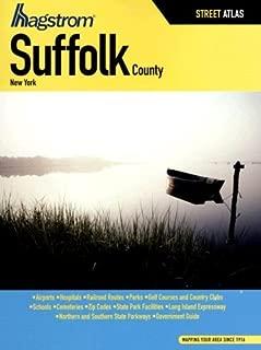 Hagstrom Suffolk County, New York (Hagstrom Suffolk County Atlas Large Scale) (2007-05-15)