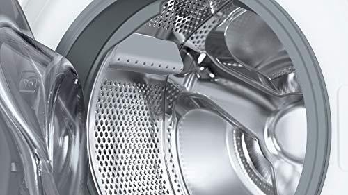 Bosch WAB28222 Serie 2 Waschmaschine Frontlader / A+++ / 153 kWh/Jahr / 1400 UpM / 6 kg / weiß / AllergiePlus / VarioPerfect