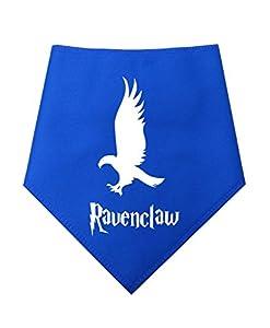 Spoilt Rotten Pets Chien Design Bandana Style Harry Potter–Ravenclaw House–Quatre réglable Tailles disponibles à partir d'une Minuscule Chihuahua vers un Extra Large ST Bernard
