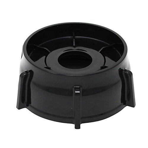 Replacement for Oster 148381-000-090 Blender Jar Bottom Cap for Oster 4094, BRLY07 B, BCBG08 C, 6843, 6650, 6878 Blender Louisiana