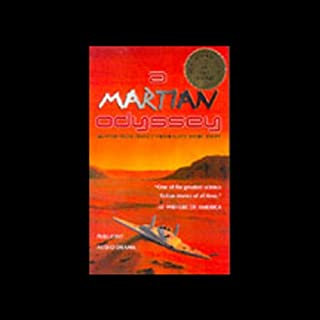 A Martian Odyssey Titelbild
