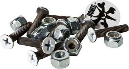 Max 77% OFF Bones 1-Inch Skateboard Mounting Memphis Mall Hardware