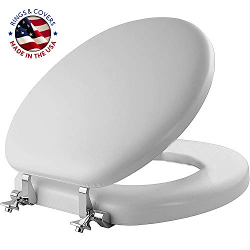 Product Image of the Mayfair Chrome Toilet Seat