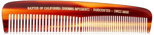 Baxter of California Beard Comb   3.25'
