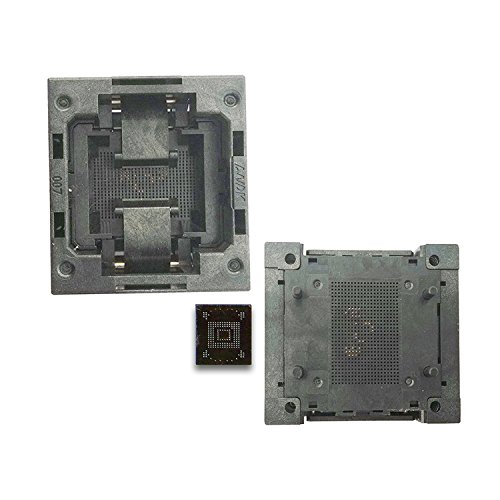 eMMC test Socket BGA169//153 Reader Pitch 0.5mm IC Size 12x18mm data recovery