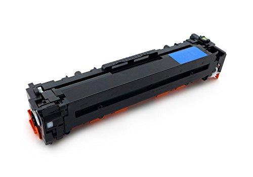 Green2Print Tóner Cian 1800 páginas sustituye a HP CF211A, 131A Tóner Apto para la HP Laserjet Pro 200 Color M251NW, M251N, M276NW, M276N