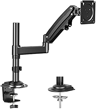 Huanuo Single Monitor Mount Stand for 17-35 Inch Computer Screen