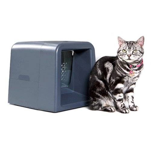 Gatefeeder GF-100 RFID Controlled Automated Pet Feeder for Cats