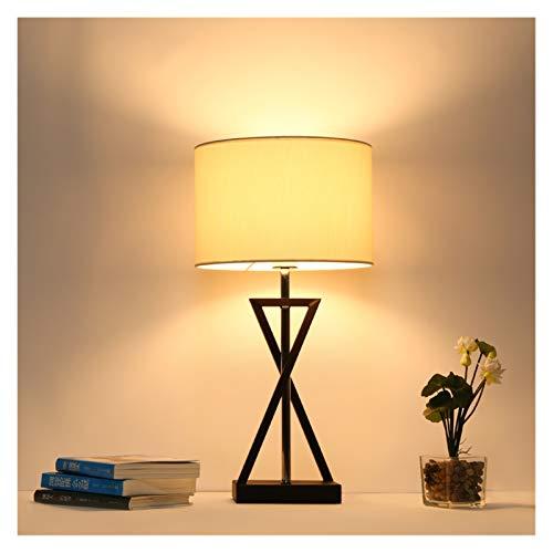 Lámpara de mesa Lámpara de mesa Decoración for el Hogar de lujo lámpara de la mesita de metal 2 por la noche dormitorio luces de la sala de lectura del hotel studyroom flexo lámpara de escritorio