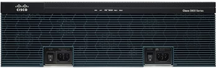 Cisco 3925 Integrated Service Router . 3 Ports . 13 Slots . Rack. Mountable