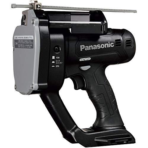 パナソニック 充電全ネジカッターEZ45A8 デュアル (14.4V/18V対応) W3/8・最小切断20mm 本体のみ(電池パック・充電器・ケース別売) ブラック EZ45A8X-B