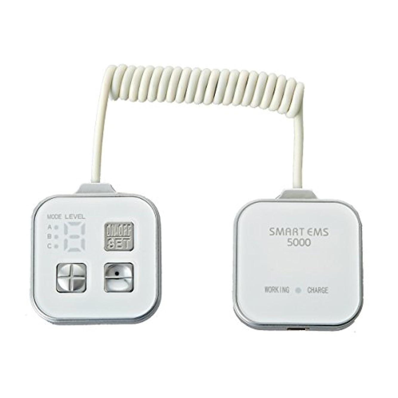 部分的にライラック習字コンパクト&ハイパワー スマートEMS 5000