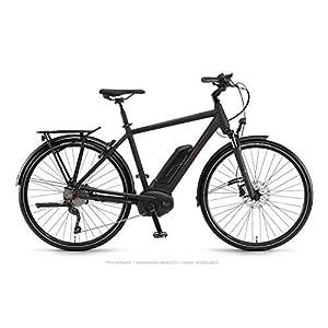 Winora Tria 10 500 Pedelec E-Bike Trekking Fahrrad schwarz 2019