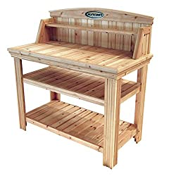best top rated potting benches 2021 in usa