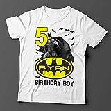 Batman Birthday Shirt/Batman/Batman Shirt/Batman Birthday Outfit/Batman Birthday Supplies/Batman Party Supplies/Batman Outfit