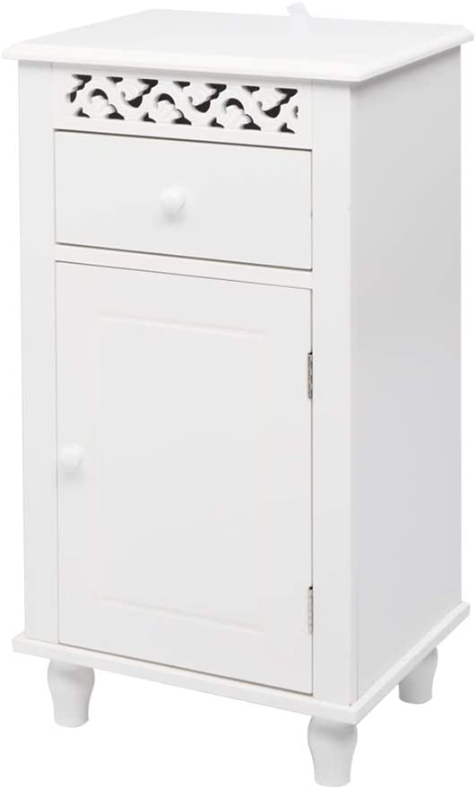 Road.Ahead Bathroom Floor Cabinet Storage Carved Louisville-Jefferson County Mall Cab Door Single Max 63% OFF