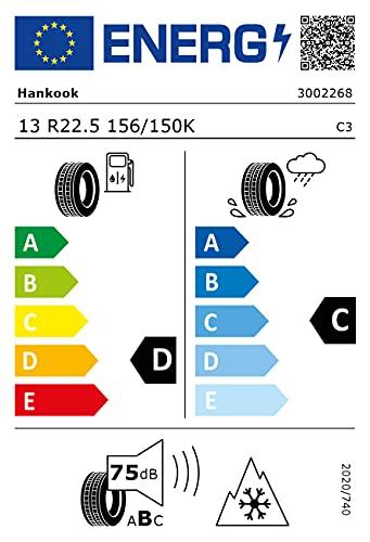 Hankook DM09 13 R22.5 - 175/80/R16 120K - D/C/75 - Neumático veranos