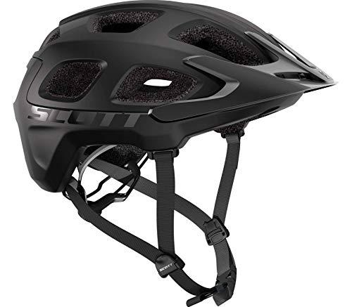 SCOTT 275205, Fahrradhelm, Unisex, für Erwachsene, Schwarz, L