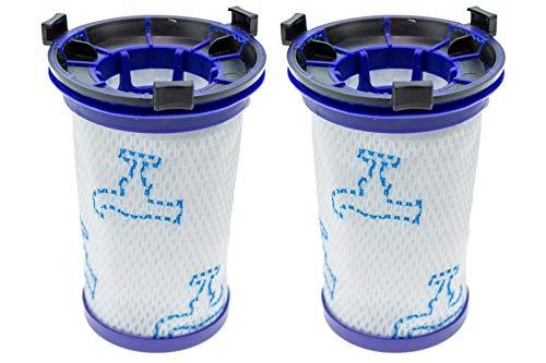 filtro de repuesto modelos RH92** modelos RH92** y Rowenta Air Force Flex 560 accesorios alternativos a ZR009002. 2 filtros para aspiradora Rowenta Air Force 460 All in One para aspiradora