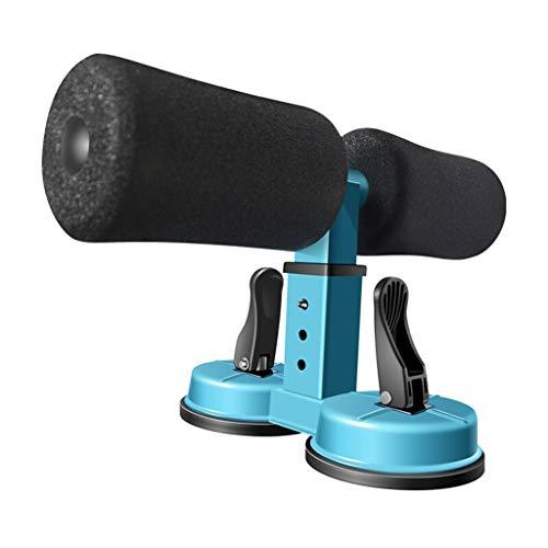 Tieniti in forma Sit-up Aspirapolvere a domicilio Tipo Attrezzatura addominale per il fitness Uomini e donne Addestramento addominale Nero Blu Fitness ( Color : Blue , Dimensione : 35*20cm )