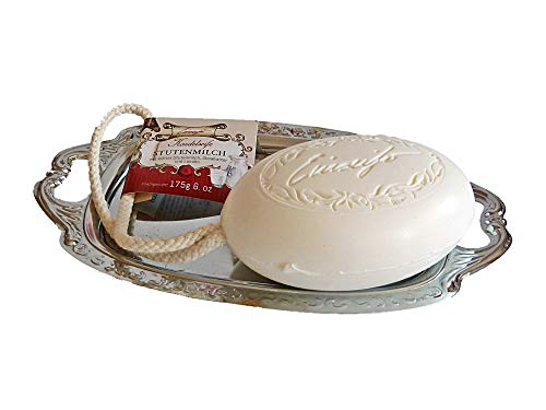 Einseifer Kordelseife Mit Sheabutter Stutenmilch, 175 g