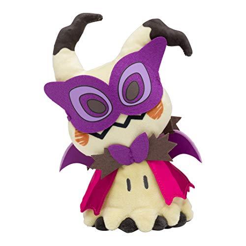 Pokemon Center Original Plush Doll Mimikyu Mimiqui Mimigma We Are Team Trick